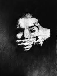 Silencio | Facundo González Luján | dibujo | www.galerias-arte.com
